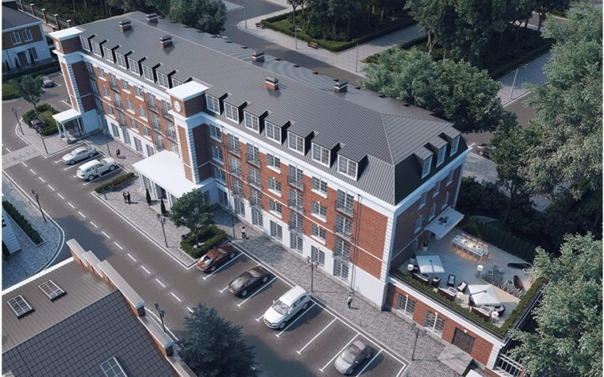 Апартаменты 1505, 2-х комнатная квартира на ул. Викторенко, д.16, стр.1, 5 этаж