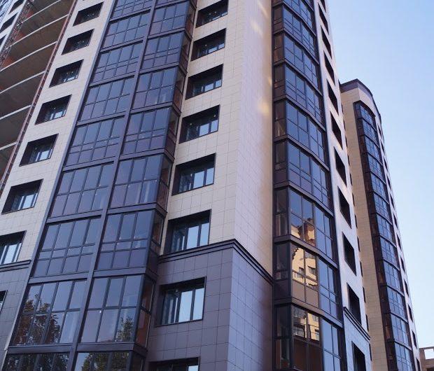 2-х комнатная квартира (№ 229) на 14-м этаже в ЖК Санрайс