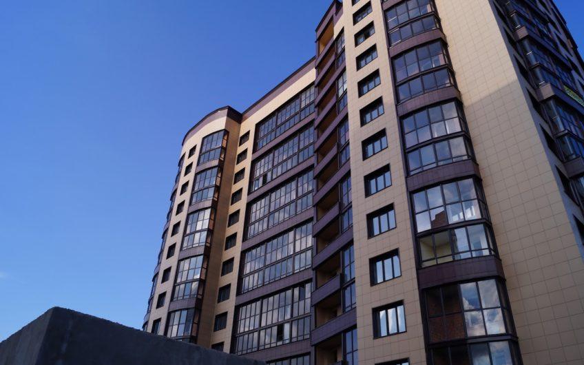 1-к комнатная квартира № 168 (98) на 11-м этаже в ЖК Санрайс
