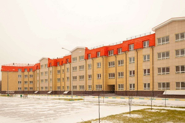 3-х комнатная квартира (8) в ЖК «Валентиновка Парк», г.Королев