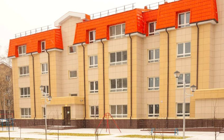 1-комнатная квартира (34) в ЖК «Валентиновка Парк», г.Королев