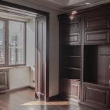 Двухэтажный 6-ти комнатный пентхаус - 226,5 кв.м. в районе Арбат ЦАО г. Москвы 2_5 - essistema.ru