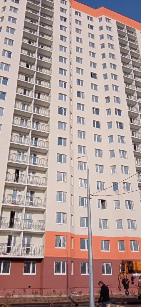 Чехов Октябрь 2020 фасад 2