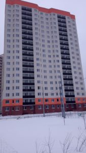ЖК Олимпийский г.Чехов (Март) Дом введен в эксплуатацию, выдача ключей.